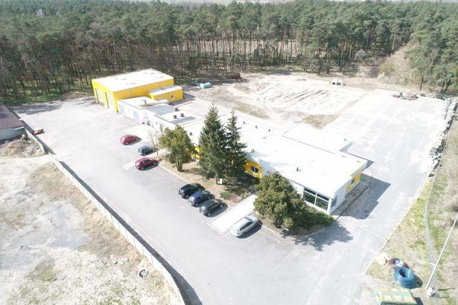 Sprzedaż części nieruchomości zabudowanej z placem w Bonikowie, Kościa