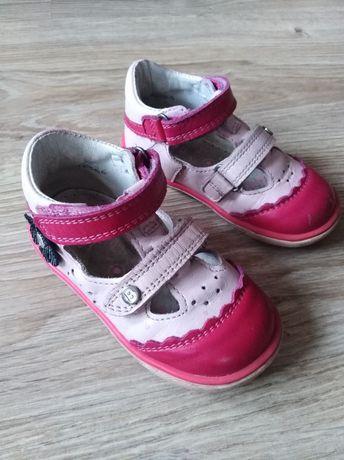 Buty Buciki dla dziewczynki 22 Bartek