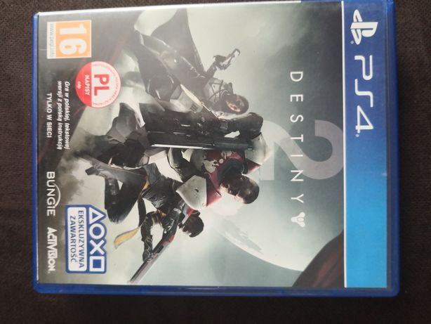 Destiny 2 gra PS4