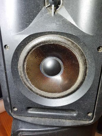 """RCF subwoofer msw4 + topos monitor 4 colunas 5"""""""