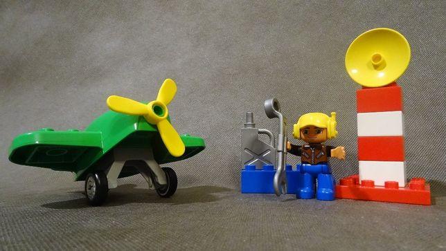 Lego Duplo - Mały samolot - 10808 - od Janka
