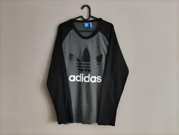 Longsleeve Adidas Originals Big Logo Slim Fit