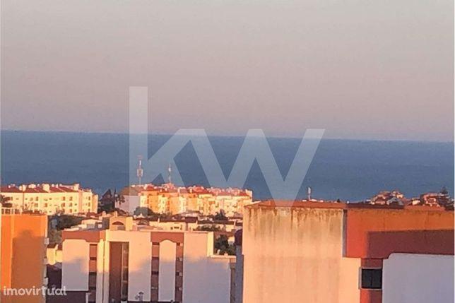 T3 - Apartamento com 3 quartos, Vista de Mar e da Serra de Sintra no Z