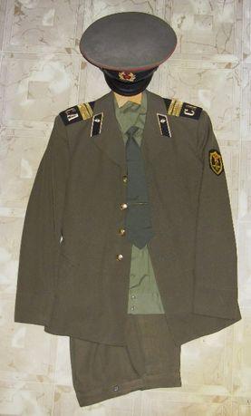 Комплект парадной формы сержанта СА