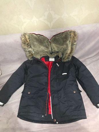 Зимняя куртка lenne woody 164
