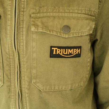 Triumph patches