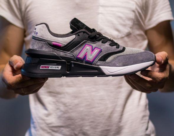 Кроссовки New Balance 997S скидка мужские пума