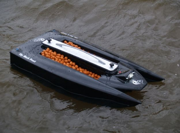 Łódka zanętowa, naprawa, serwis, budowa
