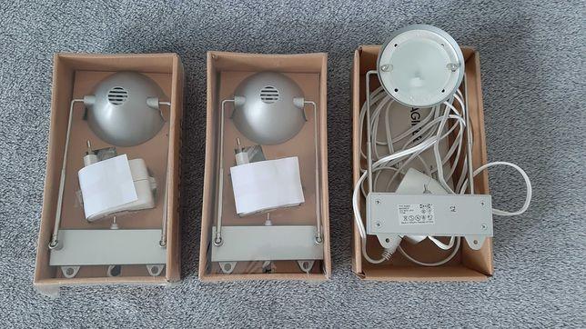 Sprzedam lampki Ikea Magiker 3 szt.