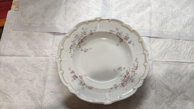 Фарфоровые суповые тарелки Weimar