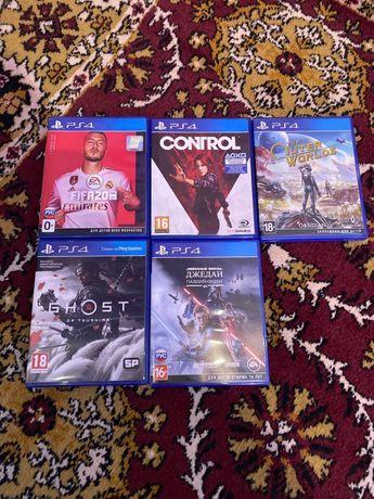 Ігри PS4