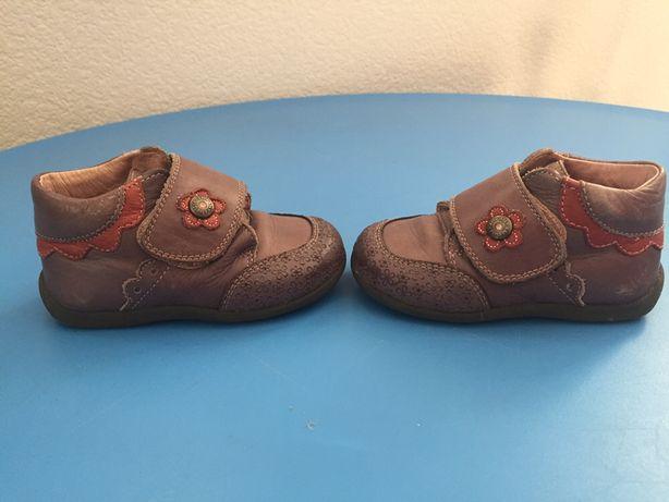 Pablosky 22 туфли ботинки ботиночки детские