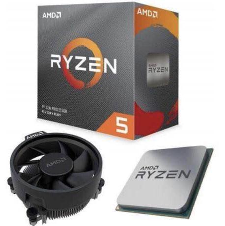 Ryzen 5 3600 com muito pouco uso