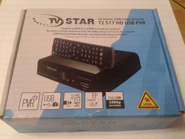 Tv Star Modelo T2 517 HD usb pvr