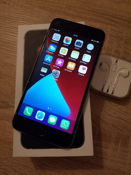 Apple iPhone 6S PLUS 16GB Space Gray.