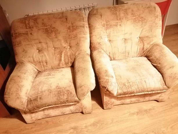 Fotel, 2 sztuki. Za darmo