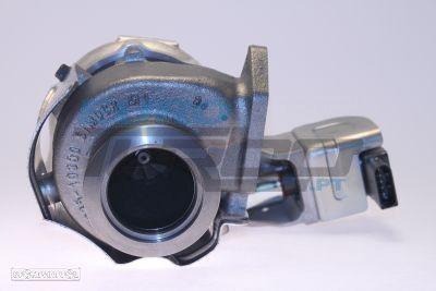 Turbo Reconstruido BMW Serie3 Coupe E92 2.0D N47 D20 C 200cv - 4727470 TF035HL