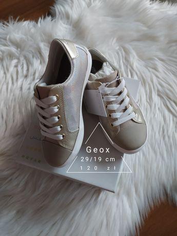 Nowe buty Geox rozmiar 29/19 cm długość wkładki