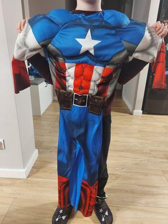 Strój/kostium kapitan ameryka