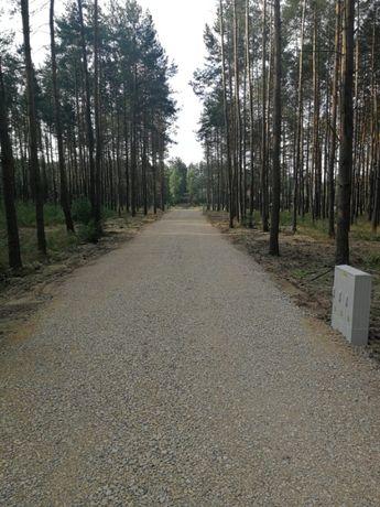 Sprzedaż działki Przybynów, gmina Żarki