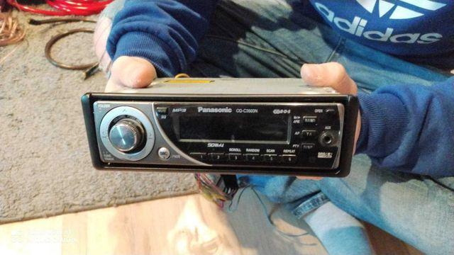 Radioodtwarzacz CD Panasonic CQ-C3503N