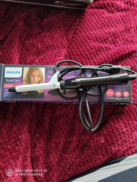 Плойка для накрутки волосся Philips з режимами нагріву. 400 грн.