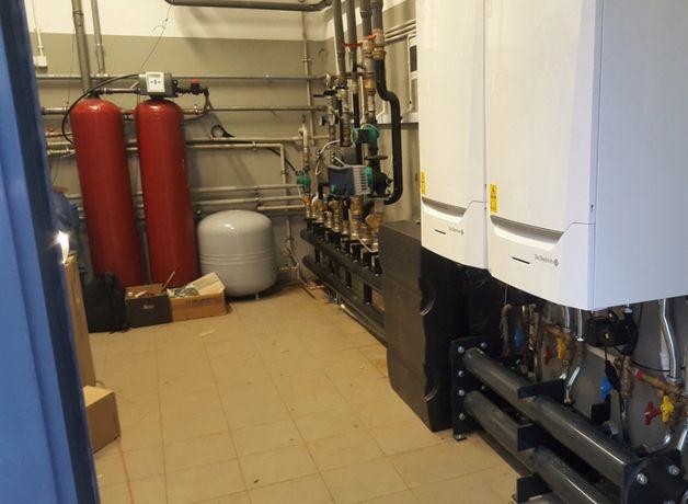 Hydraulik - Instalator Instalacje C.O., wod-kan, gaz.