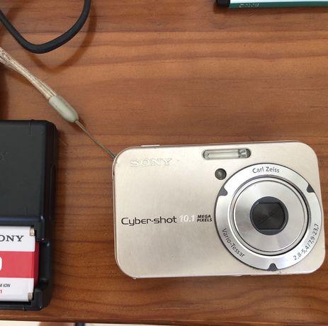 Maquina fotografica Sony cybershot 10.1 Mega Pixels