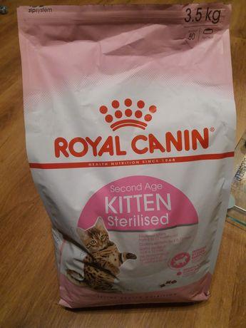 Royal Canin kitten sterilised karma dla kota