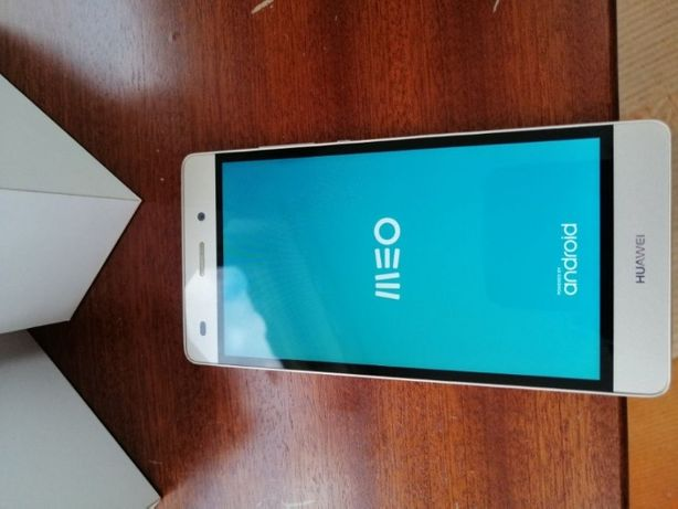 Huawei P8 Lite 2015 (inclui todos os acessórios)
