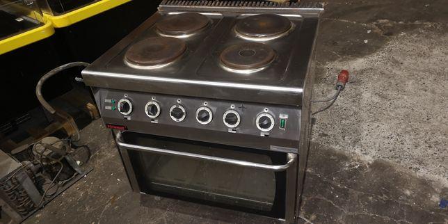 Kuchnia elektryczna Kromet z piekarnikiem 700 KE-4/PE-2
