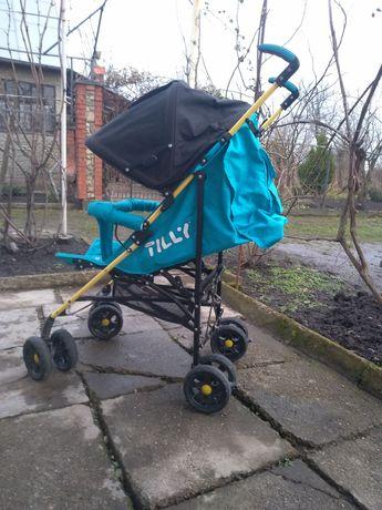 Прогулочна коляска