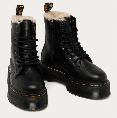 Dr Martens Jadon ботинки утепленные