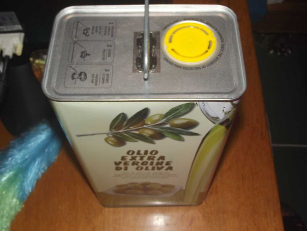 Оливковое масло 5 л. Италия запечатанное.