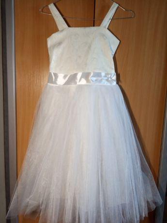 Платье пышное 134 размер