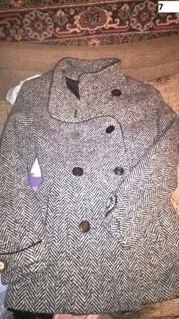 пальто, осінь-весна 3 шт