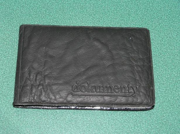 NOWE Etui na karty bankomatowe,kredytowe,dokumenty