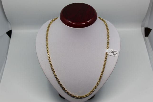 Złoto/Złoty łańcuszek 585 14K 40,50g Ankier Super Stan Okazja