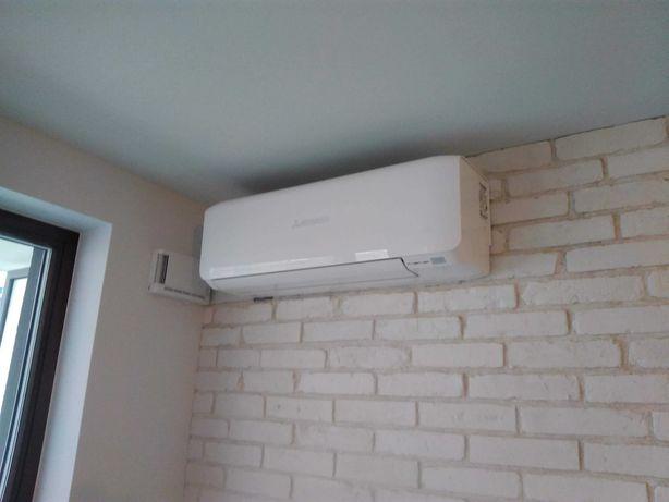 Prace montażowe/klimatyzacja/wentylacja