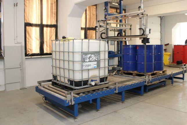 Wykonujemy Nalewaki do kontenerów IBC, beczek 200 litrów i kanistrów