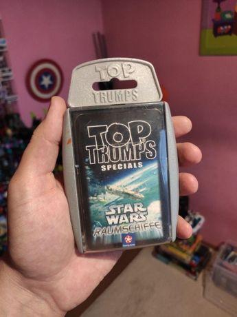 Карточная игра Top Trumps Specials - Star Wars Raumschiffe / Оригинал
