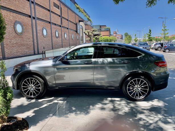 Mercedes GLC Coupé 250 4 Matic
