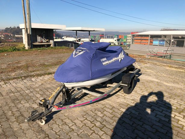 Mota de Água Yamaha Gp 1200 R millenium edition