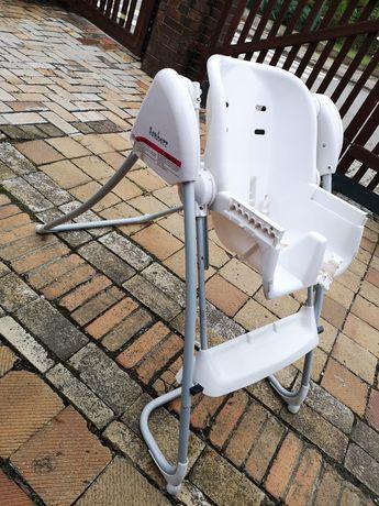 Huśtawka elektryczna bujaczek i krzesełko dla dziecka Sauberr