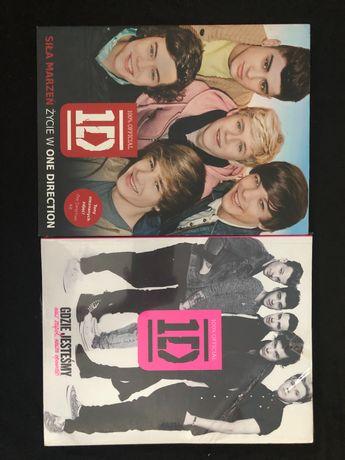 Książka One Direction Siła marzeń, Gdzie jesteśmy