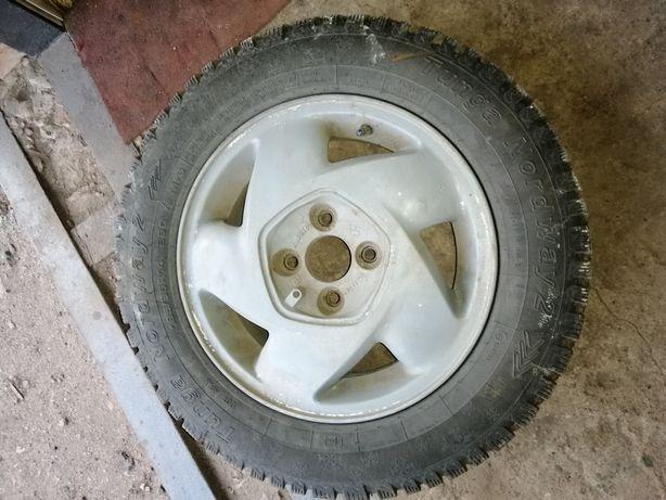 Продам зимние шины с дисками 185 65 14