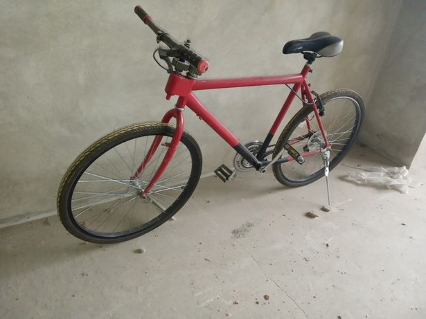 Атракціон п'яний велосипед