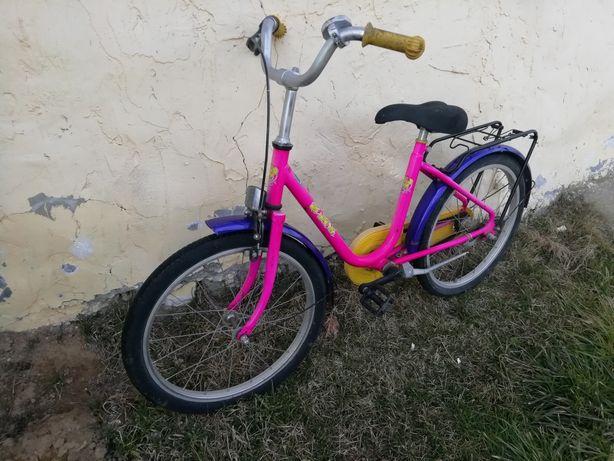 Rower dla dziewczynki 20'