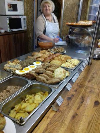 Аренда готового бізнесу.кухня їдальня цех кулінарії столовая кейтеринг