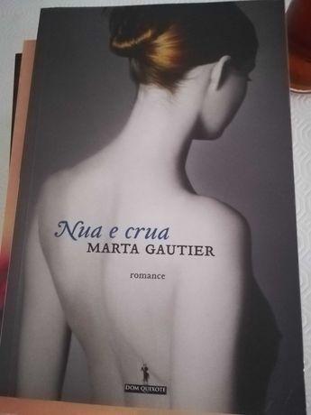 Livro Marta Gaultier